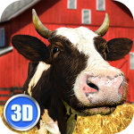 🚜 Euro Farm Simulator: 🐂 Cows 2.3 (Mod)