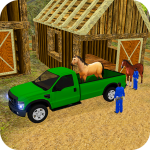 Farm Animal Transport Truck Simulator. 1.0 (Mod)