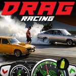 Fast cars Drag Racing game 1.1.2  (Mod)