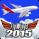 Flight Simulator 2015 Flywings – Paris and France 2.1.4  (Mod)