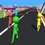 Fun Road Race 3D 1.1 (Mod)