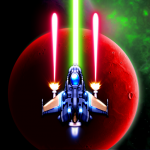 Galaxy Patrol Space Shooter  1.0 (Mod)