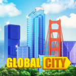 Global City Build your own world. Building Game  0.1.4662 (Mod)