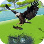 Golden Eagle Survival Simulator: Fish Hunting 3D 1.2 (Mod)