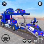Grand Police Transport Truck 1.0.21(Mod)