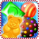 Gummy Bear Rush 1.08 (Mod)