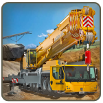 Heavy Crane Simulator Game 2019 – CONSTRUCTION SIM 1.2.5 (Mod)
