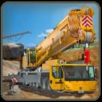 Heavy Crane Simulator Game 2019 – CONSTRUCTION SIM  1.3.0 (Mod)