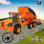 Hill Road Construction Games: Dumper Truck Driving 1.2 (Mod)