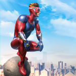 Hurricane Superhero : Wind Tornado Vegas Mafia  1.4.8 (Mod)
