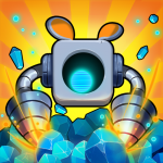 Idle Space Miner – Simulator & Tycoon & Management  2.8.6 (Mod)
