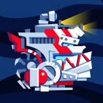 Idle Submarine: Crafting Journey  (Mod) 3.0.9