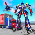 Indian Police Robot Transform Truck 1.13 (Mod)