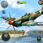 Jet War Fighting Shooting Strike: Air Combat Games 2.1 (Mod)