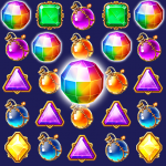 Jewel Castle™ – Classical Match 3 Puzzles 1.6.7(Mod)