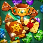 Jewel Voyage: Match-3 puzzle 1.4.0 (Mod)