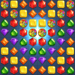 Jewels Pharaoh Match 3 Puzzle  1.2.0 (Mod)