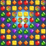 Jewels Pharaoh : Match 3 Puzzle 1.1.7 (Mod)