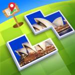 Jigsaw Journey – relax, travle and share 1.4.3978 (Mod)