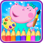 Kids Games: Coloring Book 1.1.2  (Mod)