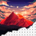 Landscape Coloring Book – Color By Number 6.0 (Mod)