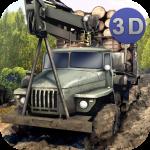 Logging Truck Simulator 3D 1.51 (Mod)