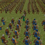 MIDDLE EARTH ORCS ATTACK RTS 1.2  (Mod)