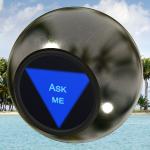 Magic 8 Ball 3D Free 1.19.6 (Mod)