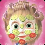 Masha and the Bear: Hair Salon and MakeUp Games 1.1.8 (Mod)