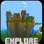 Master Craft Exploration : Building & Survival 1 (Mod)