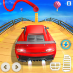 Mega Ramp Car Racing Stunts 3D: New Car Games 2021  4.5 (Mod)