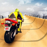 Mega Ramp Impossible Tracks Stunt Bike Rider Games 2.9.2 (Mod)