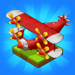 Merge Airplane: Cute Plane Merger 1.0.97 (Mod)
