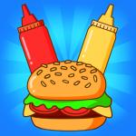 Merge Burger: Food Evolution Cooking Merger 1.0.97  (Mod)