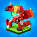 Merge Robots – Click & Idle Tycoon Games 1.4.5 (Mod)
