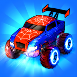 Merge Truck: Monster Truck Evolution Merger game 1.0.97   (Mod)