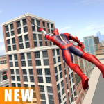 Miami Rope Hero Spider Open World Street Gangster 1.0.22 (Mod)