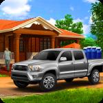Milk Van Delivery Simulator 2018 1.0.9 (Mod)