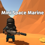 Mini Space Marine(Semi Idle RPG)  3.83 (Mod)