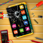 Mobile Phone Fixing Store: Cell Repair Mechanic 1.25 (Mod)