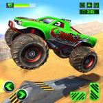 Monster Truck Crash New Demolition Derby Stunts 2.6 (Mod)