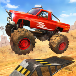 Monster Truck OffRoad Racing Stunts Game 1.1.9  7 (Mod)