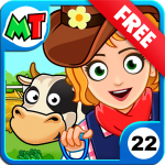 My Town : Farm Life Animals Game 1.02 (Mod)