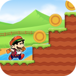 Nob's World –  Super Run Classic Jungle Adventure 99.5 .3 (Mod)