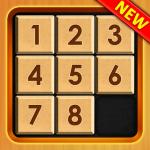 Number Puzzle – Classic Slide Puzzle – Num Riddle 1.6.0 (Mod)