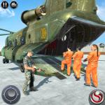 OffRoad US Army Helicopter Prisoner Transport Game 2.3 (Mod)