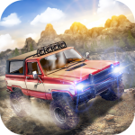 Offroad Driving Simulator 4×4: Trucks & SUV Trophy 1.9.3  (Mod)