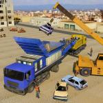 Old Car Crusher Crane Operator & Dump Truck Driver 1.5 (Mod)
