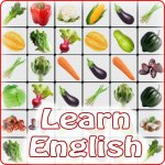 Onet Fruit Vegetable: Learn English 2.0 (Mod)