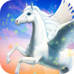 🦄🌈❤️ Pegasus Simulator: Flying 🐎 Horse Survival 1.2 (Mod)